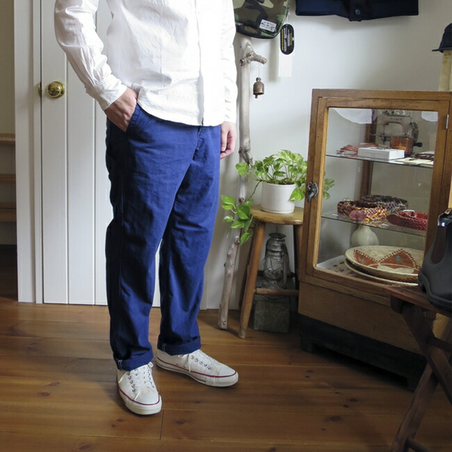 orslow �������?  (unisex) FRENCH WORK PANTS �ե���������ѥ��