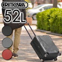 Suitcase carry case hard travel bag! Rimowa 83456 RIMOWA Salsa 52 men's ladies TSA lock lightweight multi wheel