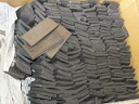 5 kg of bamboo charcoal 10cm size one, domestic beautiful article are for business use; for souvenirs