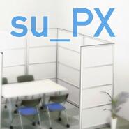<オリジナル仕入商品> アルミローパーティション su_PX
