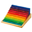 Grims GRIMM's Rainbow counting blocks and small GM42100