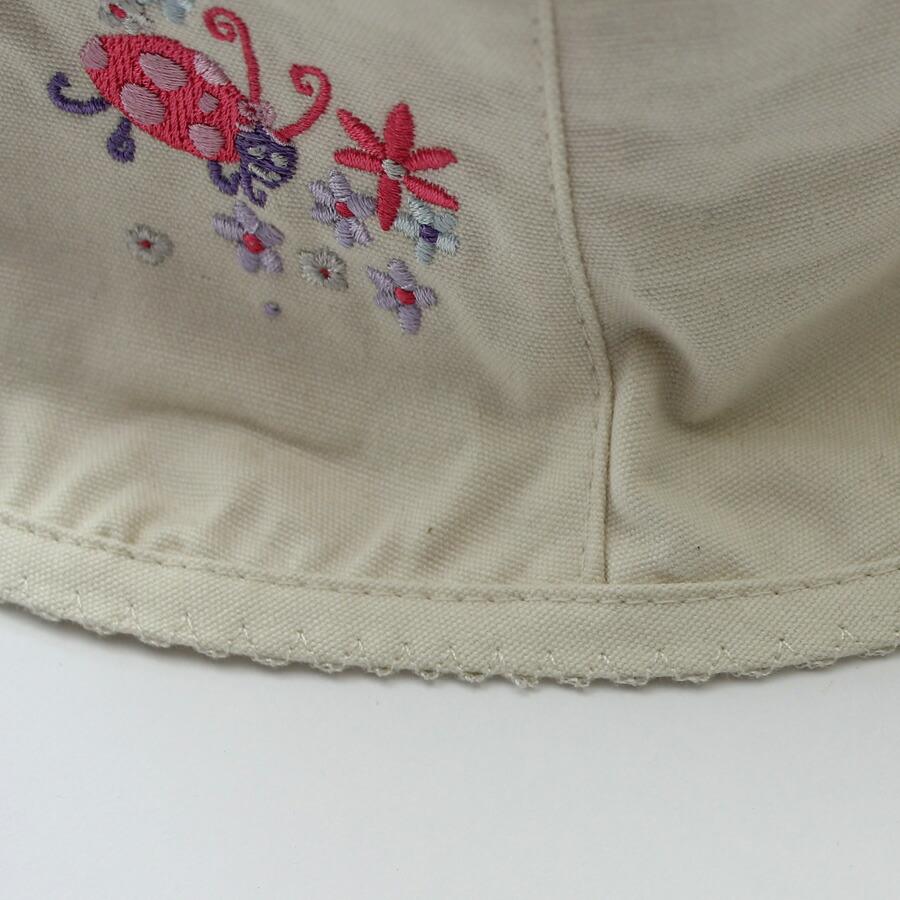 帽子 キッズ ハット 子供 キャップ 女の子 UV UVカット