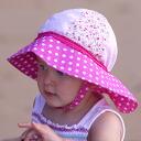 UV 컷 모자 (어린이)-어린이 모자-토 들러 사우스 ウェスター KIDS 어린이 색상: 퓨 셔 분홍색 ※ 자외선 컷 (UV 컷) 최대값 UPF50 + fs3gm