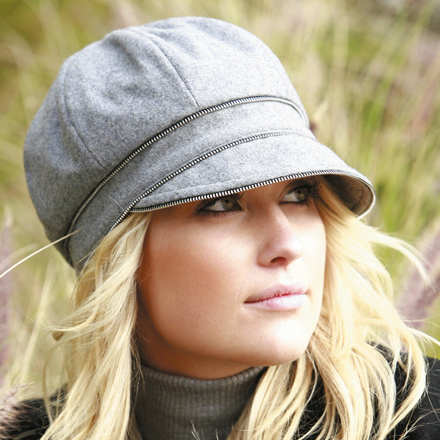 Add personality and flair to your look with women's hats. Any stylish lady knows that women's hats are about more than taming your locks. Sun hats and caps help pull together an outfit while protecting your head from the elements.