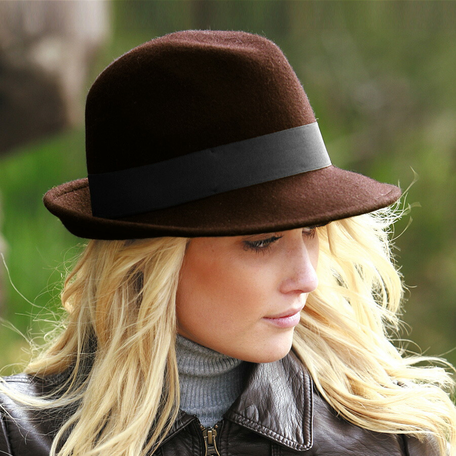 Fedora hat style