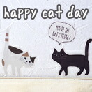happy cat day