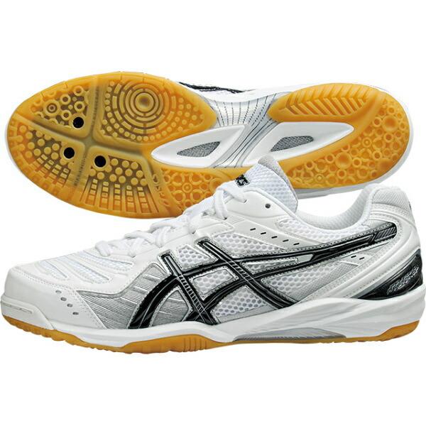 asics table tennis shoe