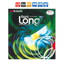 Feint long 2 ゴクウス Butterfly round high table soft 00300 table tennis equipment