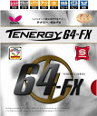 Butterfly テナジー 64 FX energy integrated back soft rubber 05920 table tennis equipment table tennis rubber