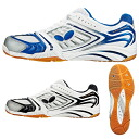エナジーフォース 8 Butterfly table tennis shoes 93460 table tennis equipment