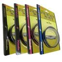 Sunburst guard 2 nittak NL9166 table tennis racket said tape
