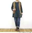The denicher デニシェ 3G random cable knit best, URK-2405 Lady's