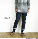 10% off coupon & point up to 29 x 28 (Tue) 10: 00 D.M.G DMG Domingo 13-805B 5 p servitchterperdodenimpants (29-1 one wash) women's