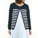 piacere (Lokapala) PC130206 & and piachella (ロカパラ) cotton linen Panel BD 2WAY Cardigan Womens