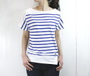 It is .08311014 FABRIQUE en planete terre ファブリケアンプラネテール (R eyes are Aizu) horizontal stripes short sleeves cut-and-sew Lady's to 10% of all articles point 10 times & off coupon distribution 9/21
