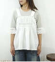 Until 12 / 11 cottoli plate レースパッチワークキャミ blouse, 1109-4602 50% off ladies ' 10P30Nov13