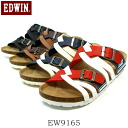 EDWIN Edwin Birkenstock men's comfort Sandals EW9165