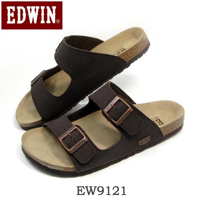 舒适勃肯凉鞋男士edwin