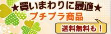 1000円ポッキリ!などプチプラ商品