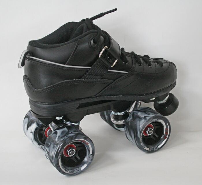 ローラースケートBoxer黒【あす楽対応_関東】 【楽天市場】ローラースケート Rock GT5