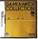 Nintendo DS software GAME & WATCH COLLECTION