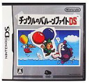 Nintendo DS soft Tingle's balloon fight DS