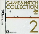 Nintendo DS software GAME & WATCH COLLECTION 2