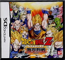 Nintendo DS software Dragon Ball Z 舞空烈戦 fs3gm