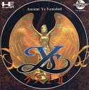 PC engine CD soft YS I & II