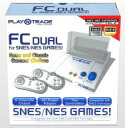 スーパーファミコンハード FC DUAL SFC/FC-compatible machine