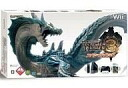 Main body of Wii hardware Wii monster hunter 3 special pack