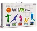 Wii hard Wii Fit Plus (Board balance Wii set)