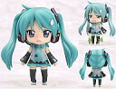 "PVC figure nendoroid mikkumiku Kagami ""from when lucky star OVA '"