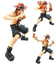 Figure portgas D ACE one piece excellent model Portrait.Of.Pirates one piece neo-DX