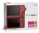 Nintendo DS hard Nintendo DSi LL wine red