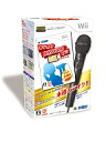 Wii software karaoke JOYSOUND Wii DX