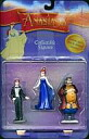 Figure Vladimir/Dimitri/Anastasia set ' Anastasia Collectible Figures