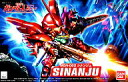 Plastic model plastic model SD Gundam BB senshi No.365 Sinanju Mobile Suit Gundam UC (Unicorn)