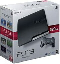 PlayStation PS3 hard 3 of charcoal black (HDD 320GB)