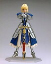 Figure figma Saber armor ver. PVC figure... Fate/stay night