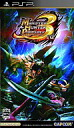 PSP soft Monster Hunter Portable 3rd