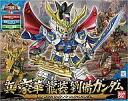 "Plastic model plastic model 真豪華龍装劉備 GUNDAM ""three SD GUNDAM biography"" fs3gm"