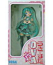 "Figure hiiragi Kagami hatsune ミクコスプレ Ver... ""From when lucky was"" OVA figure"