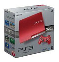 PlayStation PS3 hard 3 of scarlet-red (HDD 320GB/CECH-3000BSR)