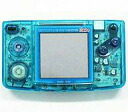 Main body of neo-geo-pocket hardware neo-geo-pocket color crystal blue