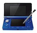 Main body of Nintendo 3DS hardware Nintendo 3DS azure blue fs3gm