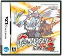 Nintendo DS soft Pocket Monsters white 2