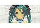 PSVITA soft hatsune miku - Project Diva-f original design protection film