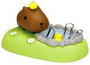 Figure capybara Mr. clip tray ' Ichiban kuji capybara-spring came otodoke-' figures convenient tabletop, D Prize