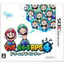 Nintendo 3ds software Mario & Luigi RPG4 ドリームアド venture